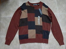 Oscar de la Renta men's Crewneck sweater. NWT. size L