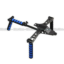 DSLR Rig Shoulder Mount Movie Kit Support for Camera Canon 5D II III 7D 600D D90