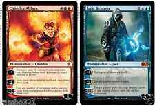 Jace Beleren x2 & Chandra Ablaze x2 & 25 Random Rares MTG MAGIC THE GATHERING