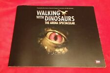 WALKING WITH DINOSAURS The Arena Spectacular Book BBC Worldwide 1998 Collectible