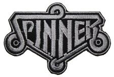 Blade Runner Spinner Logo Embroidered Patch Sew / Iron-on 10cm Badge