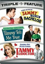 Tammy and the Bachelor / Tammy Tell Me True+Tammy and the Doctor Debbie Reynolds