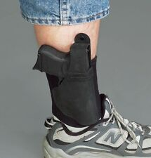 """Galco Ankle Lite Ankle Holster – Small Frame 2"""" Revolvers"""