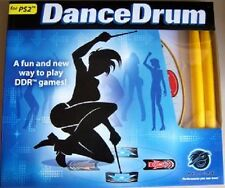 NEW PlayStation 2 Dance Drum for PS2 Game Console System for Drum master or DDR