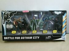DC Comics ~ The Dark Knight Rises ~ Battle for Gotham City ~ Brand New & Sealed
