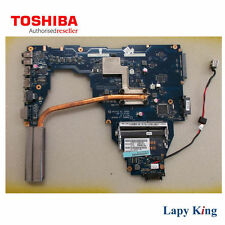 Refurbished Toshiba Satellite C660 Motherboard PCB SET Genuine Part K000124430