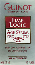 Guinot Time Logic Age Serum Yeux Eye Contour Atp 15ml(0.5oz) Actinergie Fresh