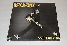 Roy Loney & The Phantom Movers~Out After Dark~1979 Solid Smoke~FAST SHIPPING