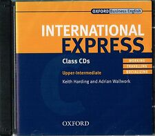 Oxford Business English INTERNATIONAL EXPRESS Upper-Intermediate Class CDs @NEW@