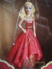 2014 American Greetings Holiday Barbie Ornament Heirloom Collection