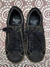 DR DOC MARTENS AIR WAIR  MENS BLACK LEATHER OXFORDS SIZE EURO 38,UK 5,US 6