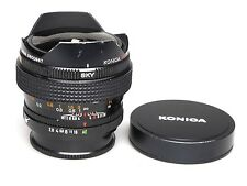 Konica UC Fish-eye Hexanon AR 15mm F2.8