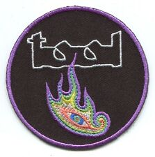 TOOL eye lateralus EMBROIDERED IRON-ON PATCH **FREE SHIPPING** -a perfect circle