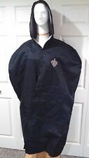 New Orleans Saints Cape Players Sideline Hooded Winter Jacket XL Snap Up Puma