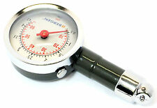 Tyre Wheel Pressure Gauge with Dial  By Bergen 8805  Garages / Cars  Bikes  Etc