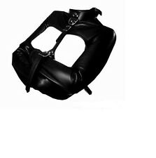 Fetish Bondage Restraint Straitjacket Escapology Adjustable Buckles bd-1013