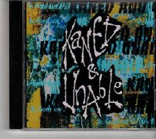 (FM119) Kaned & Unable, I Don't Know What I Did Last Summer EP - 1999 CD