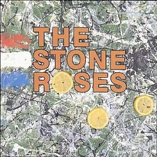THE STONE ROSES--Self Titled--CD--13 Tracks w Fools Gold