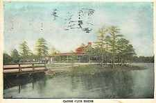 Picnic Grove & Canoe Club House ~BROWNS MILLS in the PINES NJ~ 2 Scarce Items