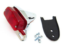 Lucas Style Emgo Tail Light Assembly For Vintage Motorcycles - 62-21510
