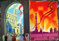 1929 ´ESPOSIZIONE INTERNAZIONALE DI BARCELLONA, 1929´ CATALOGNA ESPANA SPAGNA