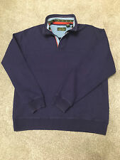 ORVIS SIGNATURE COLLECTION FLY FISHING COUNTRY JUMPER PURPLE L LARGE COST £139