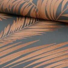 """AUCTION FOR 3 ROLLS OF Arthouse  """"Ardita Copper"""" Wallpaper 573000"""