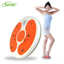 Body twister Machine Figure Twister Trimmer Waist Body Exercise Foot Massage