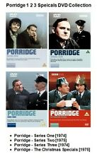 PORRIDGE COMPLETE SERIES 1 2 3 + CHRISTMAS SPECIALS DVD Collection New Sealed