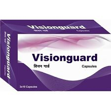 Visionguard for Eye Health & AMD (Lutein & Zeaxanthin) - 30 Capsules