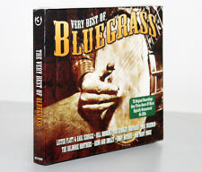 VERY BEST OF BLUEGRASS [BOX 3 CD'S / 75 ORIGINAL RECORDINGS] 5060143490507