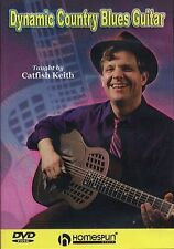 Catfish Keith Dynamic Country Blues Guitar Learn to Play Lesson Music DVD