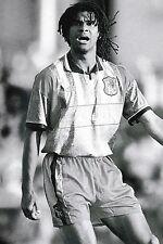 Football Photo RUUD GULLIT Chelsea 1995-96