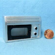 Dollhouse Miniature Kitchen Microwave ~ Over Stove or Counter ~ T5429