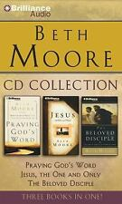 Beth Moore - Collection: Praying God's Word, Jesus, the One and Only, The Belove