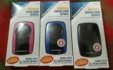 Chamberlain Universal GarageDoorOpenerRemote tell me color on check out thanks��