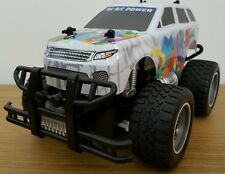 MONSTER TRUCK RECHARGEABLE Radio Remote Control Car 23CM FAST SPEED Scale 1:16