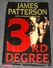 3rd Degree No. 3 by James Patterson and Andrew Gross (2004, Hardcover)