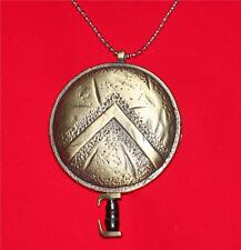 300 SPARTANS MOVIE Leonidas Sword and Shield PENDANT NECKLACE New with Box
