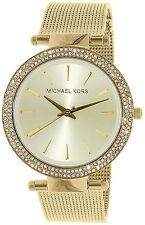 Michael Kors Women's Darci MK3368 Gold Stainless-Steel Quartz Watch