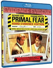 PRIMAL FEAR : The Hard Evidence Edition  -  Blu Ray - Sealed Region free for UK