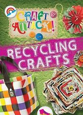 Recycling Crafts (Craft Attack!), Lim, Annalees, Good Condition, Book