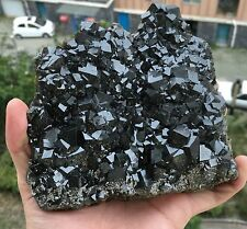 1141g Raw Natural rare Garnet crystal specimens  from Inner Mongolia