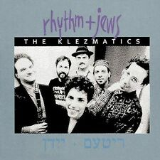 KLEZMATICS,THE-RHYTHM + JEWS CD NEW
