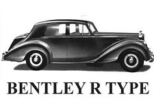 Bentley R Type Carpet Set  + other car makes