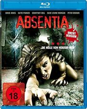 ABSENTIA - Blu Ray Disc -