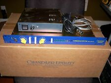 Chandler Limited Germanium Mic Pre/DI microphone preamp w/ power supply