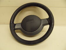 smart car fortwo 450 coupe 599cc GREY SINGLE PLUG STEERING WHEEL GUARANTEED