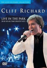 Cliff Richard Live In The Park DVD Greatest Hits Concert New Sealed Release R2