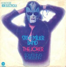 "7"" Steve Miller Band – The Joker / Something To Belive In // Germany 1973"